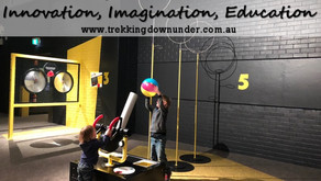 A Day of Family Fun at Canberra's Questacon Science Centre