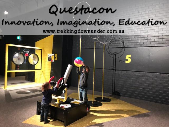 Questacon | Innovation, Imagination, Education