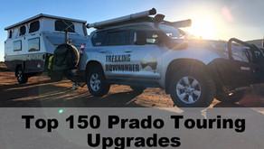Top Prado Outback Travel Upgrades