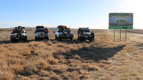 Central Australian Roadtrip Part 1