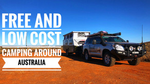 Free and Low Cost Camping Around Australia