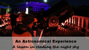 Charleville Cosmos Centre and Observatory - Night time review