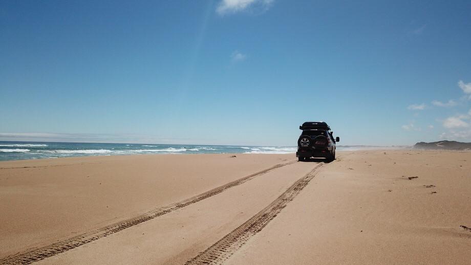 Sandy Cape Track