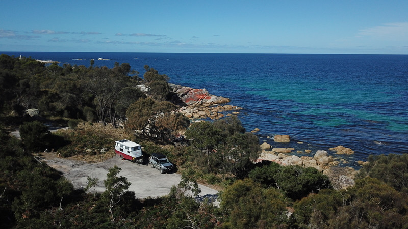 Sloop Reef campground