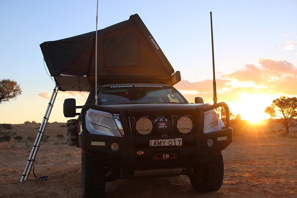 Bullbar - Outback Essential