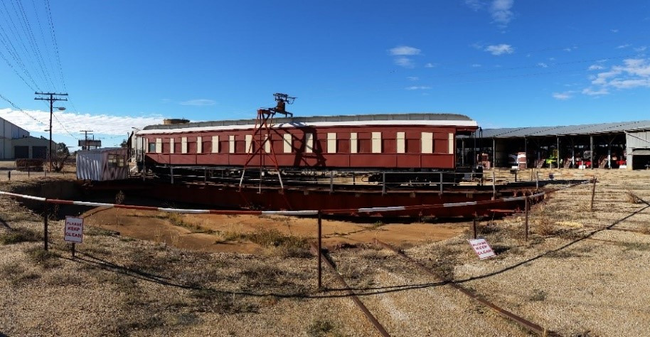 Peterborough Historic Rail Museum