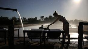 Charlotte Plains Station - Outback QLD - Artesian Bore Baths