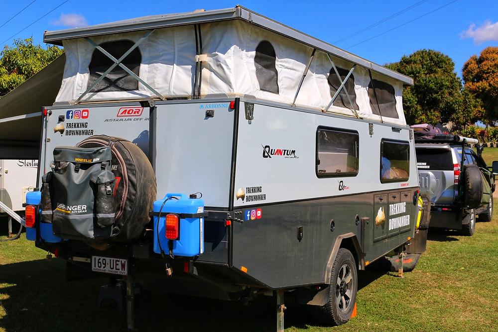 Bushranger Wheelie Bin