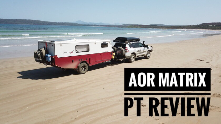 Australian Offroad Matrix Poptop caravan camper