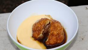 The Heavenly Chef - Choc Filled Dumplings