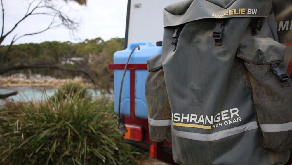 Bushranger Wheeliebin - Outback Essential