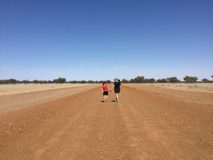 Trilby Station outback stay