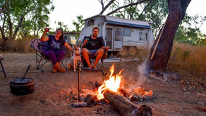 Outback Traveller Magazine - Featured Travellers - Sparky's on the Loose