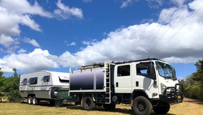 Outback Traveller Magazine - Featured Family - Truck Travel Life
