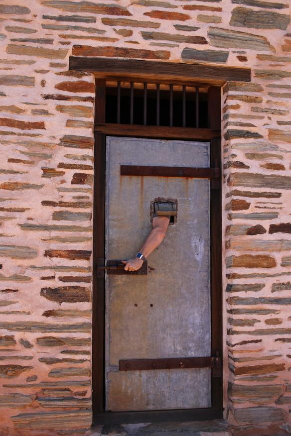 Arltunga reserve East Macs ranges
