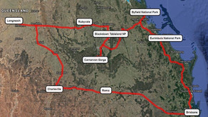 10 DAYS IN OUTBACK QUEENSLAND