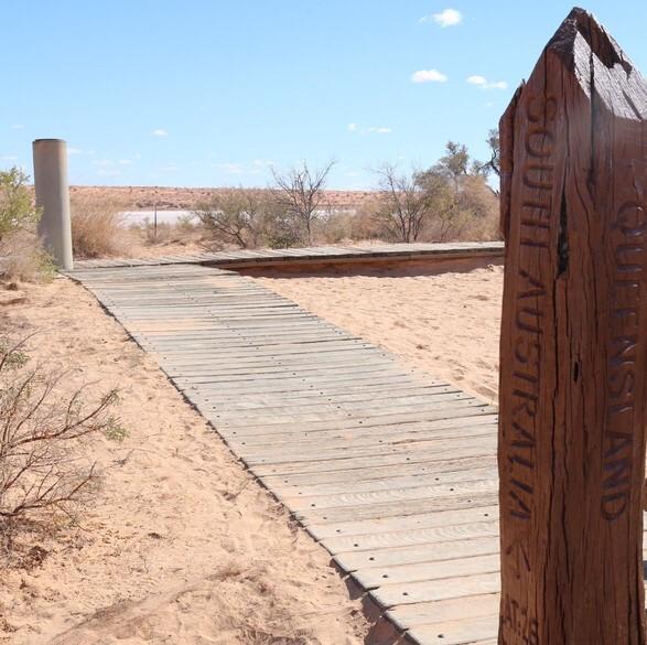 Poeppel Corner Simpson Desert