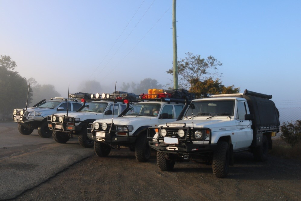 Central Australian Roadtrip 4wds
