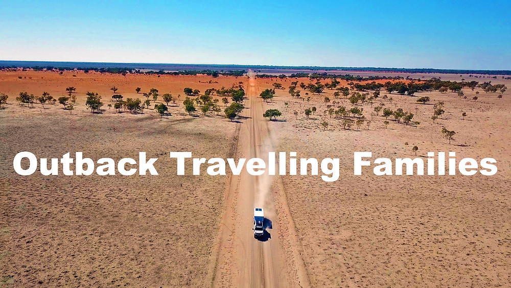 Outback Travelling Families