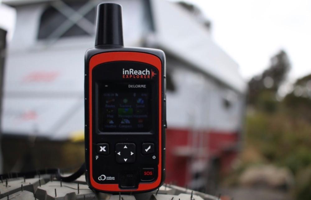Garmin Inreach sat phone - Outback essential
