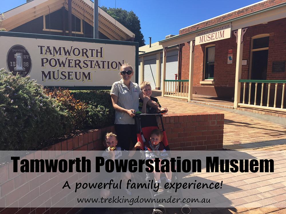 Tamworth powerstation museum