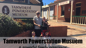 A Powerful Family Experience - Tamworth Powerstation Museum
