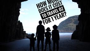 1 Year Expense Budget - Family Travelling Australia