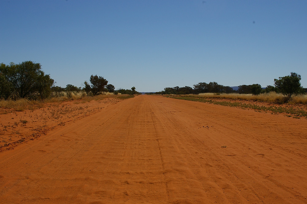 Great Central Road Outback Traveller Magazine