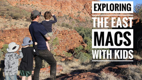 Exploring the East Macs with kids