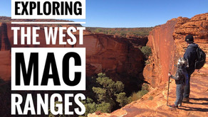 Exploring the West MacDonnell Ranges