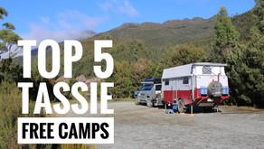 Top 5 Tasmanian Free Camps