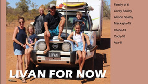 Livan For Now - Featured Outback Travelling Family