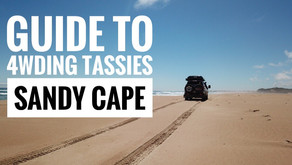 Guide to 4wding Tasmania's Sandy Cape