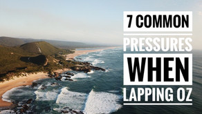 The 7 most common pressures when lapping Oz