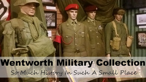 Must see Military Collection in Wentworth