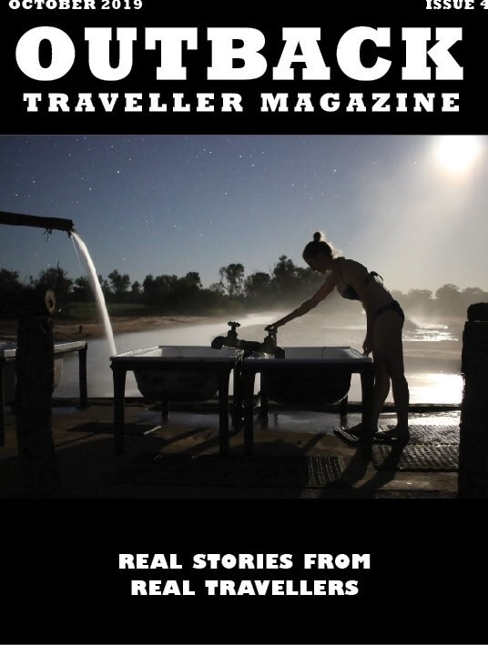 Outback Traveller Magazine Issue 4
