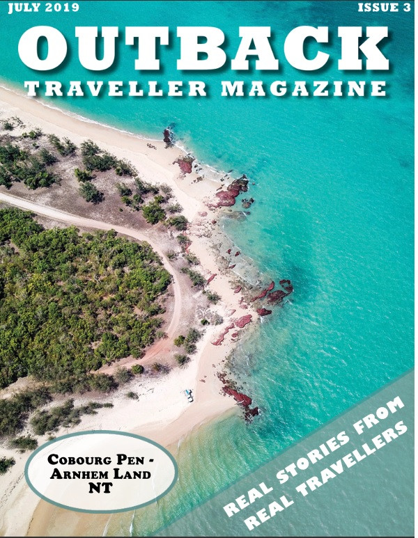 Outback Traveller Magazine issue 3