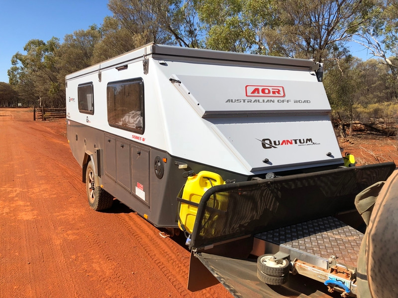 Australian Offroad Quantum Plus