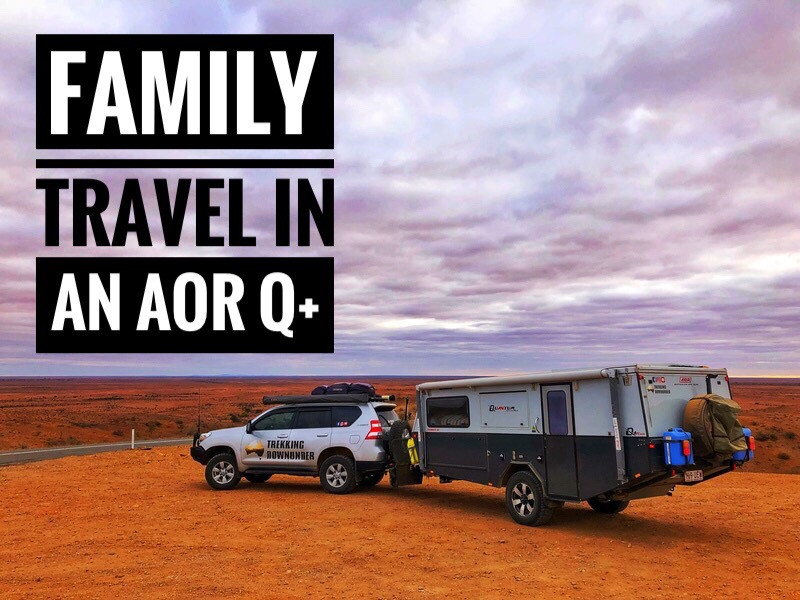 AOR quantum plus - family travel fulltime
