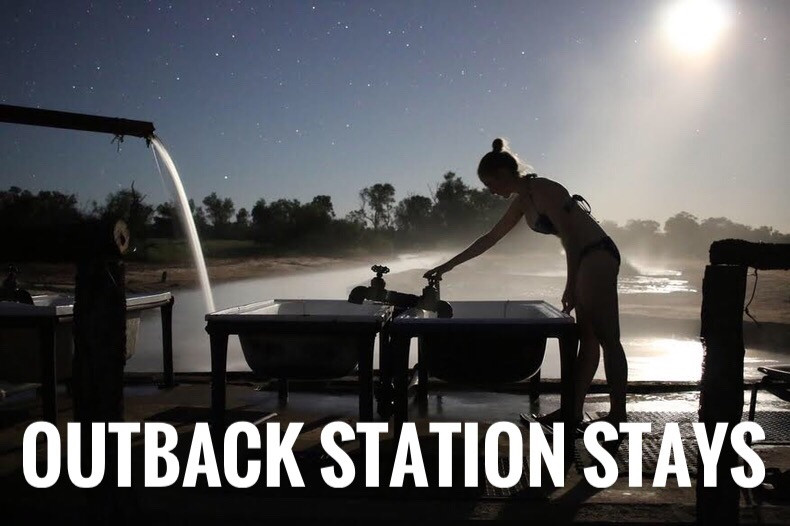 Outback Station Stays - Charlotte Plains