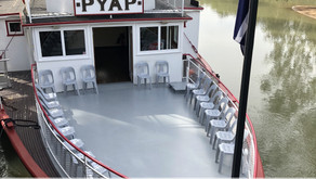 Paddle down the Murray - PS PYAP Cruise
