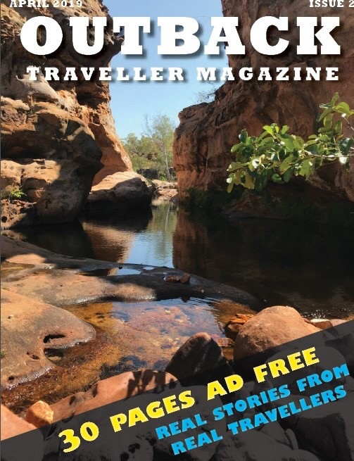 Outback Traveller magazine Issue 2
