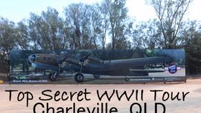 Top Secret -U.S Air Force Base-WWII Tour