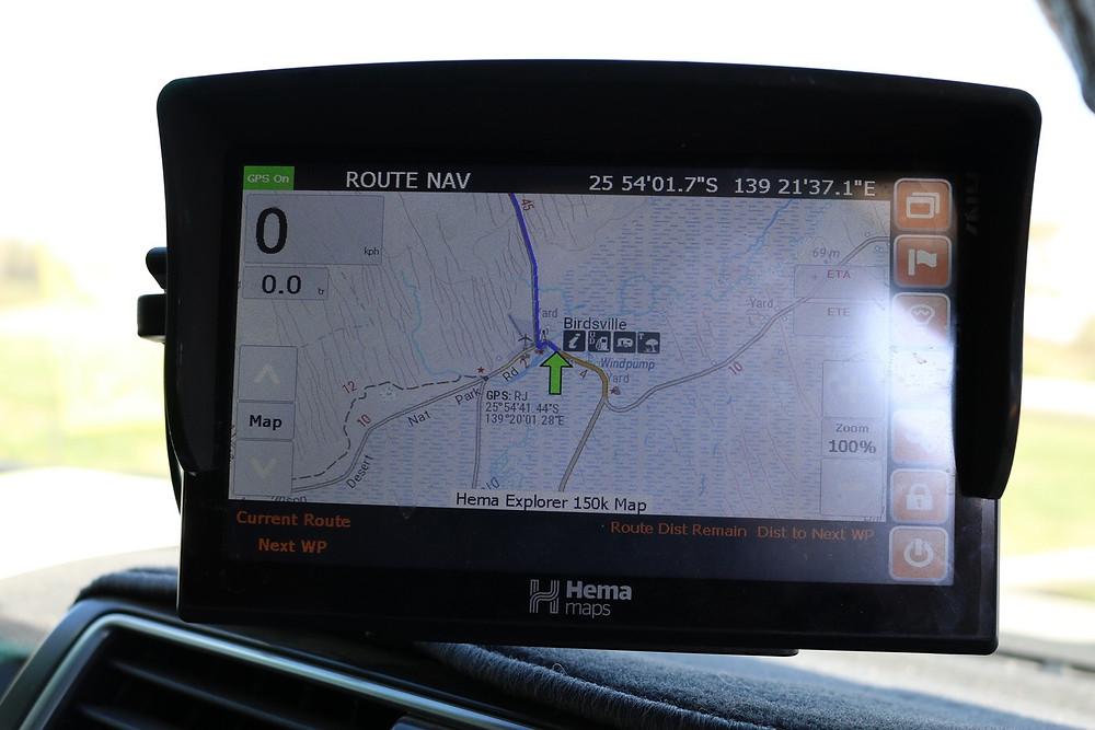 Hema Navigator - Outback Essential