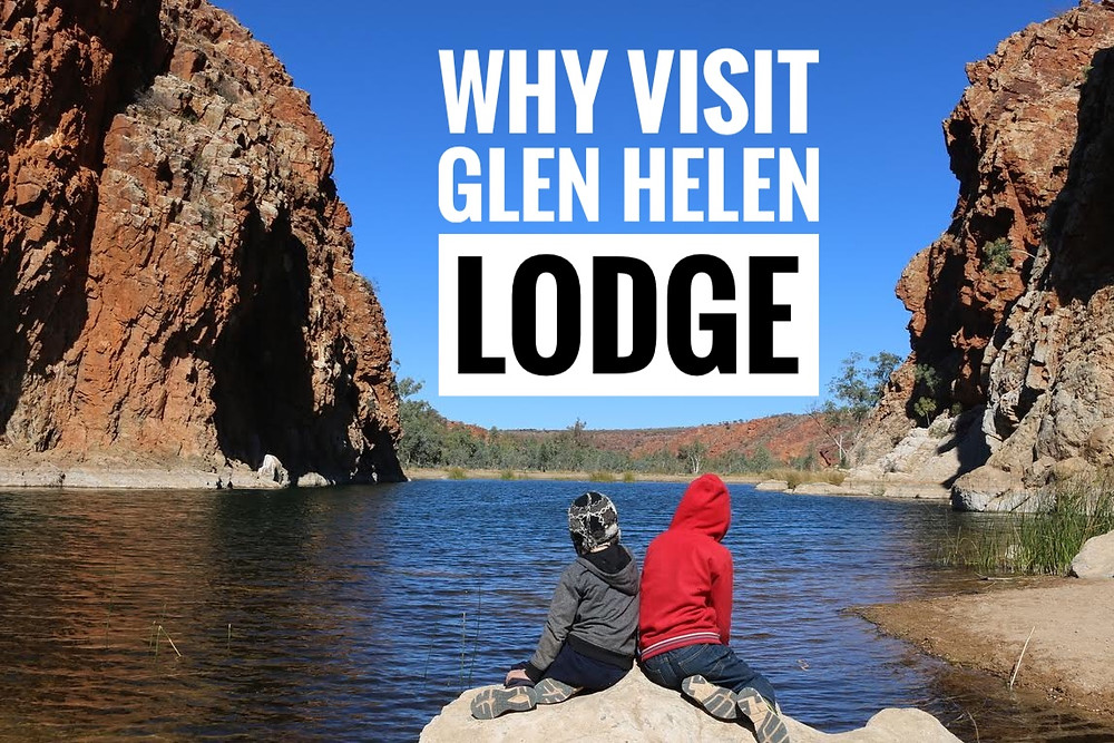 Why you should visit Geln Helen Lodge in the West MacDonnell Ranges