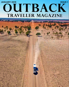 Outback Traveller Magazine Issue 1