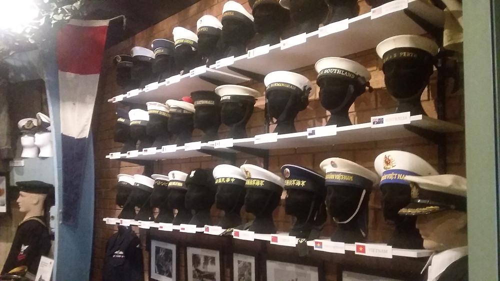 Navy Hats