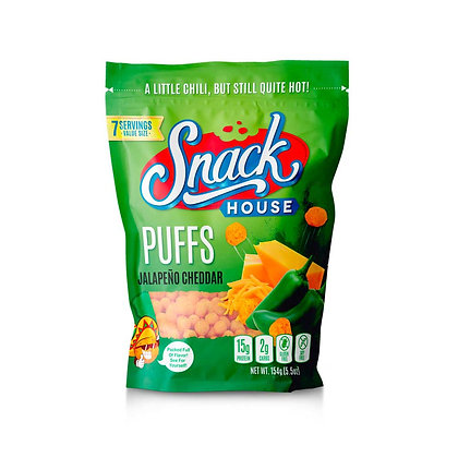 SNACK HOUSE - PUFFS