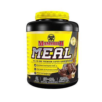 MEAL - MAMMOTH SUPPLEMENTS 2LBS