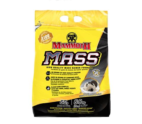 MAMMOTH - MASS 15 LBS